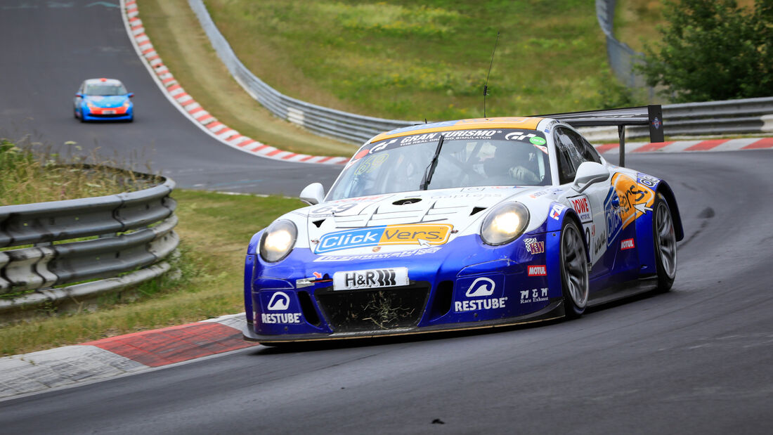 Porsche 911 GT3 Cup - Startnummer #69 - SP7 - NLS 2020 - Langstreckenmeisterschaft - Nürburgring - Nordschleife