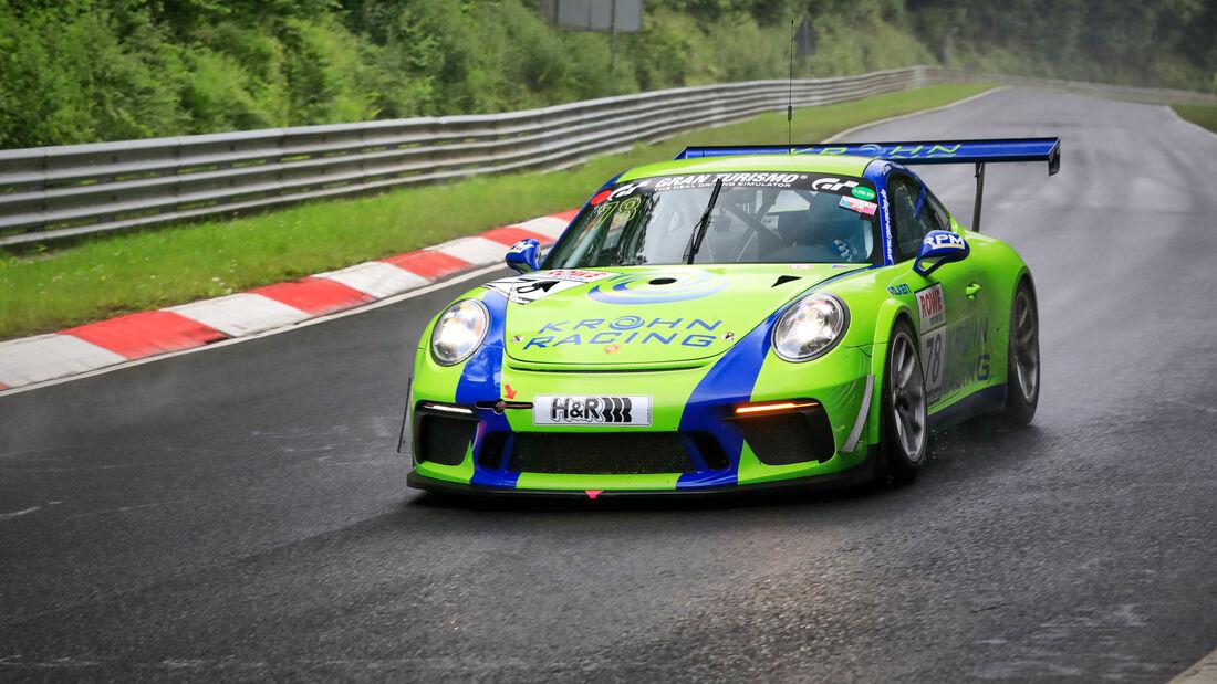 Porsche 911 GT3 Cup - Startnummer #78 - RPM Racing - SP7 - NLS 2021 - Langstreckenmeisterschaft - Nürburgring - Nordschleife