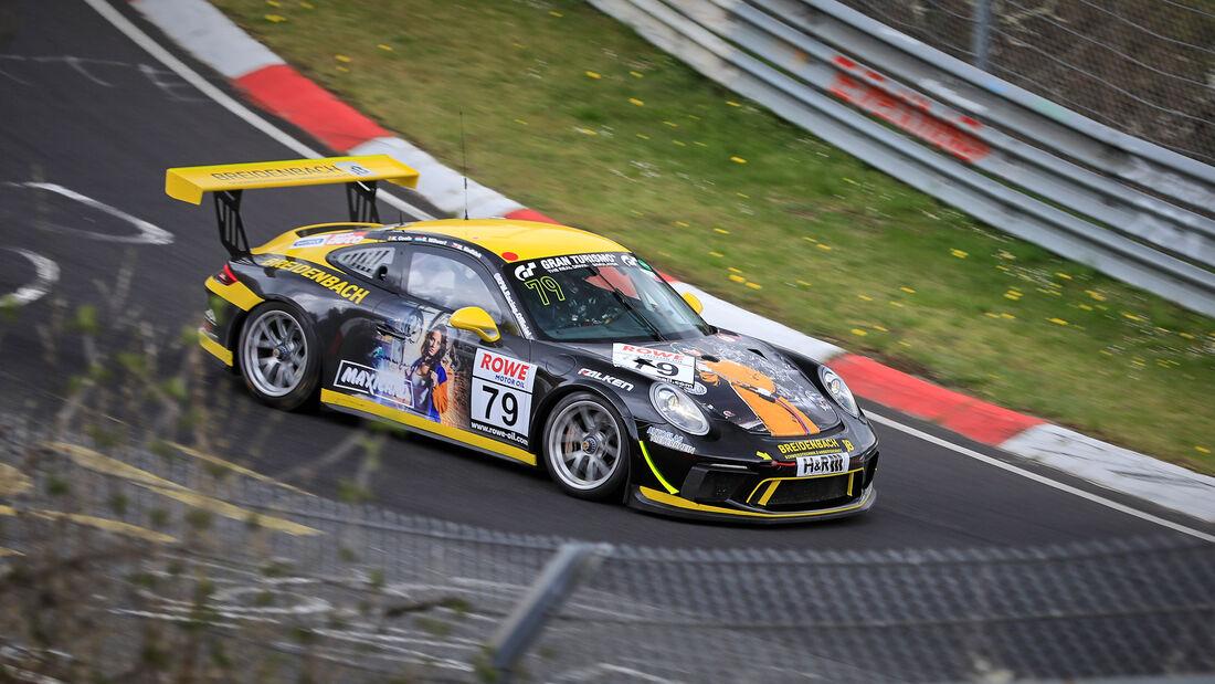 Porsche 911 GT3 Cup - Startnummer #79 - SP5+SP6+SP7 - NLS 2021 - Langstreckenmeisterschaft - Nürburgring - Nordschleife