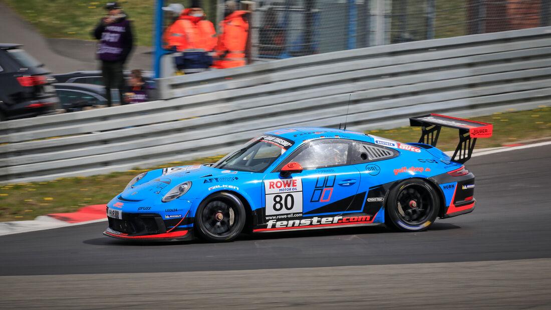 Porsche 911 GT3 Cup - Startnummer #80 - Huber Motorsport - SP7 - NLS 2021 - Langstreckenmeisterschaft - Nürburgring - Nordschleife