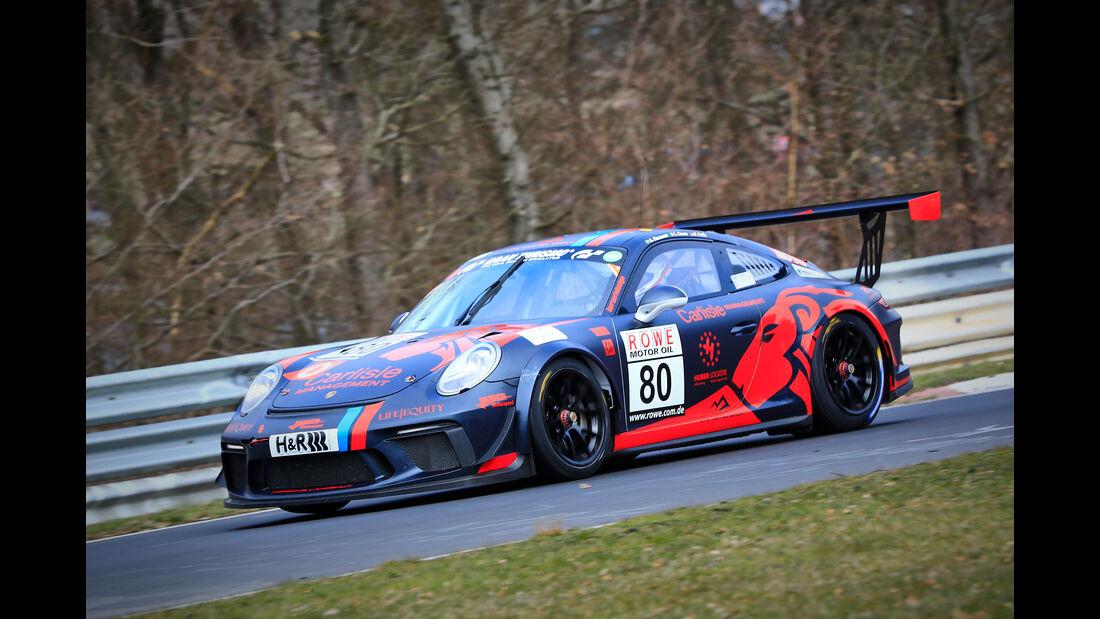Porsche 911 GT3 Cup - Startnummer #80 - SP7 - VLN 2019 - Langstreckenmeisterschaft - Nürburgring - Nordschleife