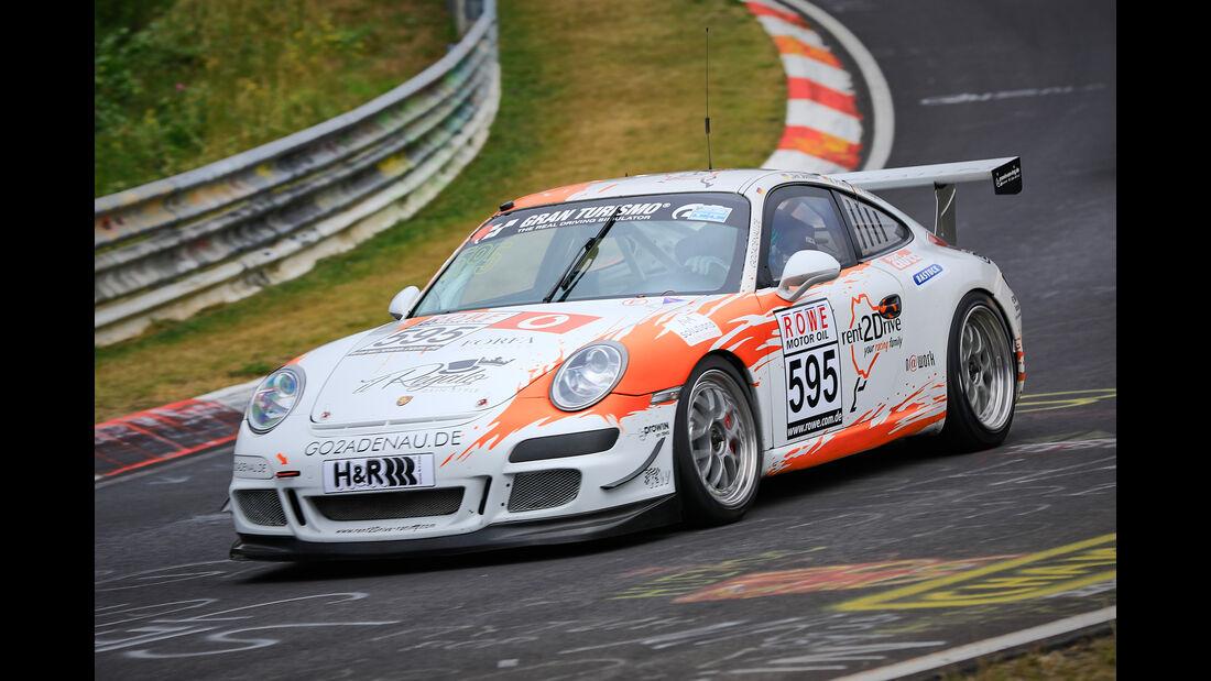 Porsche 911 GT3 Cup - rent2drive-FAMILIA-racing - Startnummer #595 - H4 - VLN 2019 - Langstreckenmeisterschaft - Nürburgring - Nordschleife