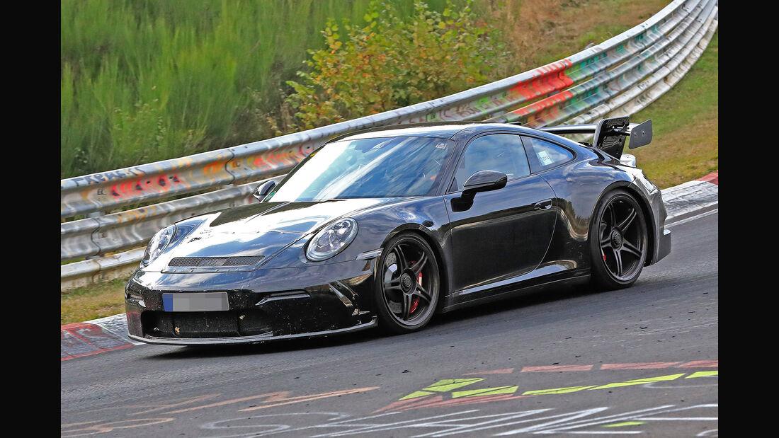Porsche 911 GT3 Erlkönig