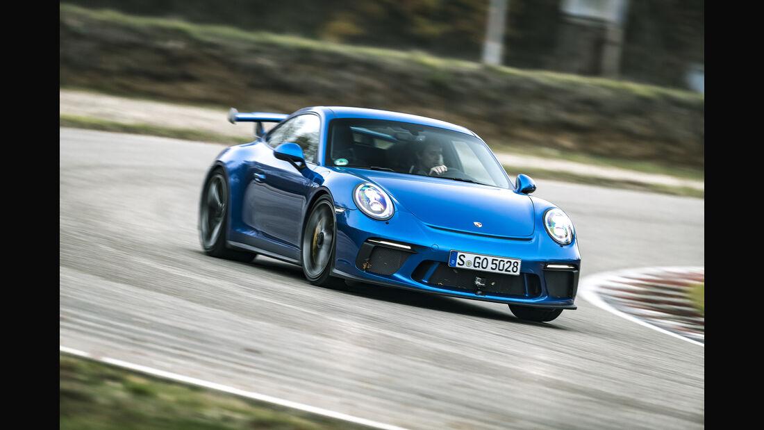 Porsche 911 GT3, Exterieur