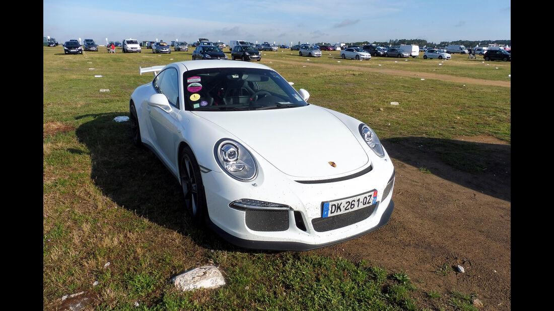 Porsche 911 GT3 - Fan-Autos - 24h-Rennen - Le Mans 2019
