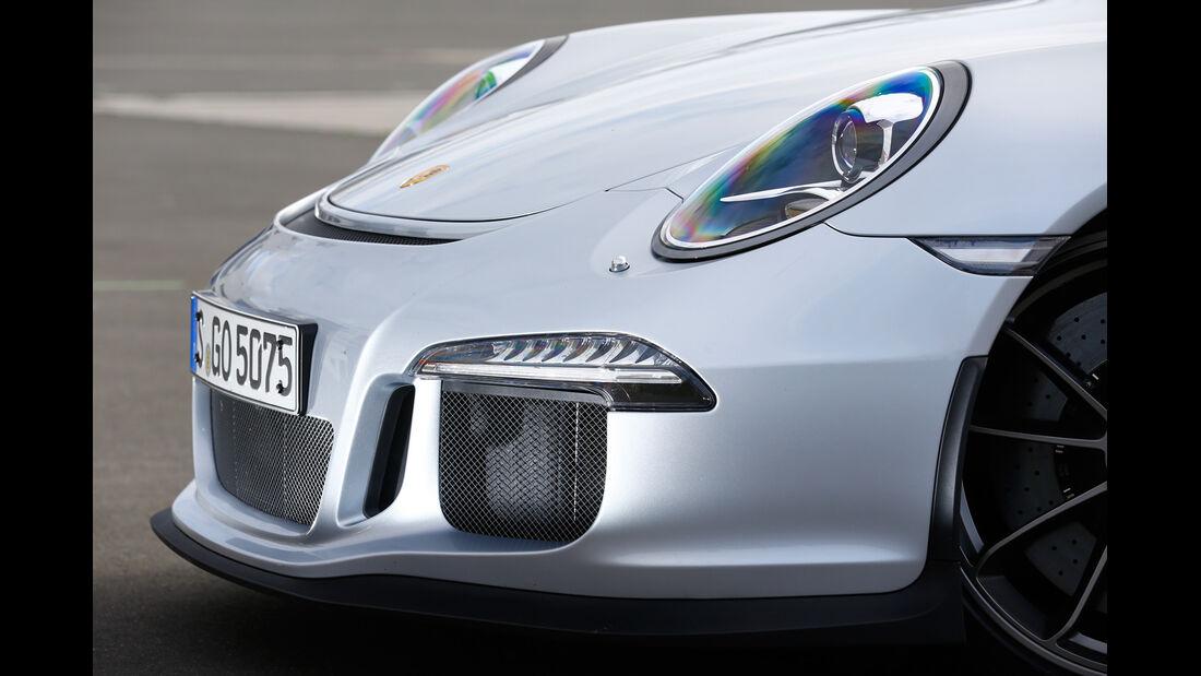 Porsche 911 GT3, Frontscheinwerfer