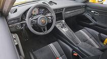 Porsche 911 GT3 Interieur