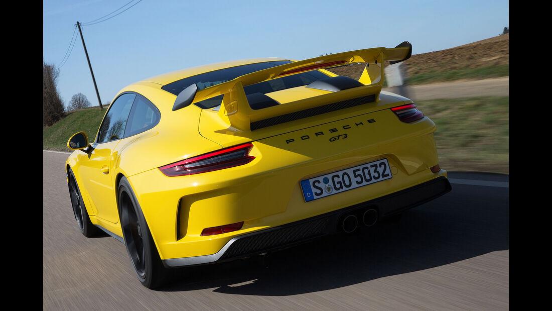 Porsche 911 GT3 Mitfahrt Jens Dralle