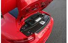Porsche 911 GT3, Motorabdeckung