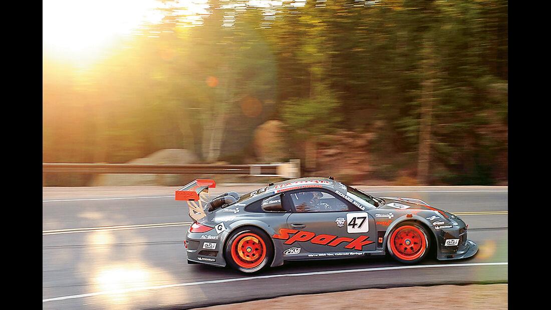 Porsche 911 GT3, Pikes Peak,