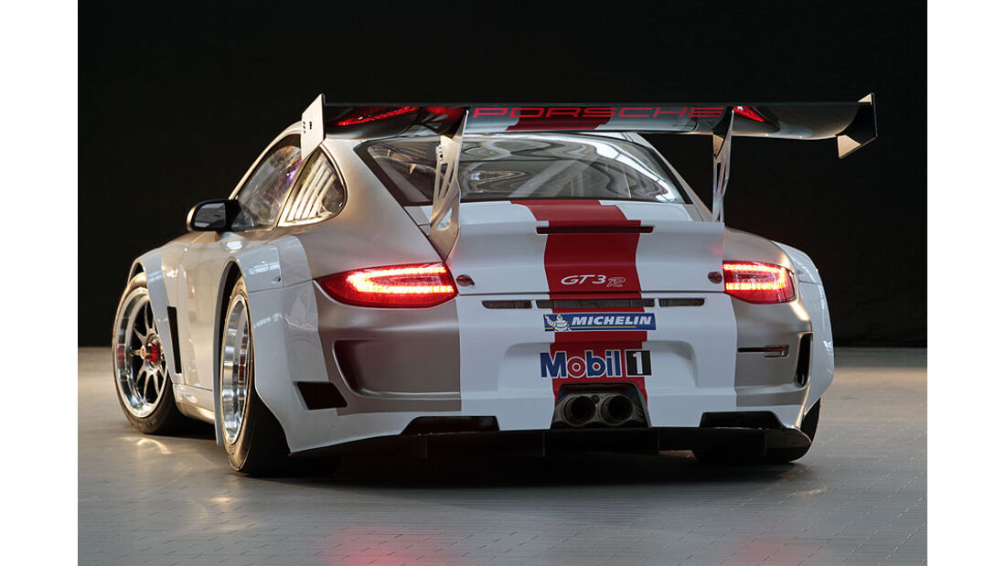 Porsche 911 GT3 R, 2010
