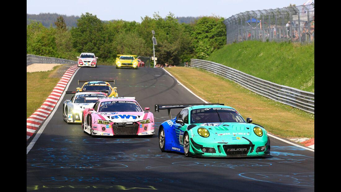 Porsche 911 GT3 R - #44 - 24h Rennen Nürburgring 2018 - Nordschleife