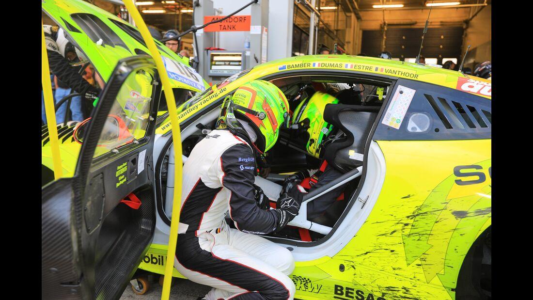 Porsche 911 GT3 R - #911 - 24h Rennen Nürburgring 2018 - Nordschleife