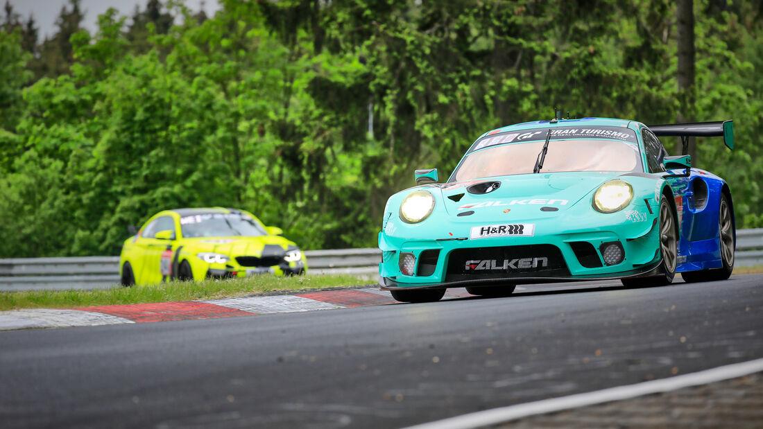 Porsche 911 GT3 R - Falken Motorsports - Startnummer #33 - Klasse: SP 9 (FIA-GT3) - 24h-Rennen - Nürburgring - Nordschleife - 03. - 06. Juni 2021