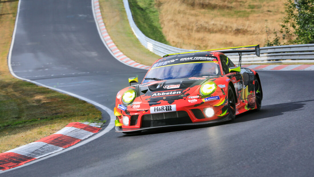 Porsche 911 GT3 R - Frikadelli Racing - Startnummer 30 - 24h Rennen Nürburgring - Nürburgring-Nordschleife - 25. September 2020