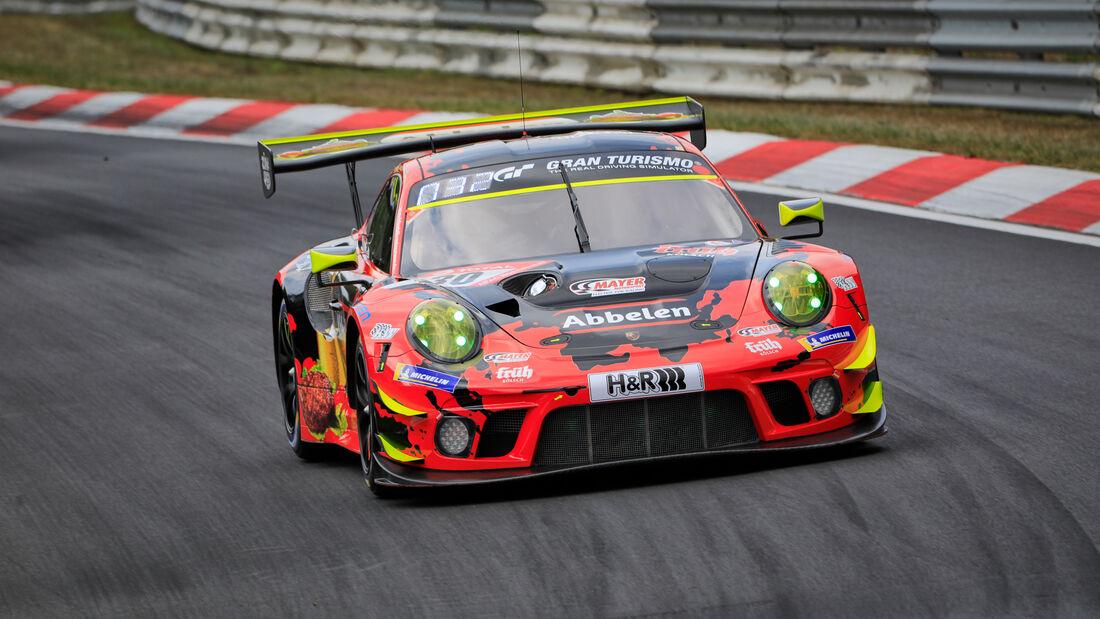 Porsche 911 GT3 R - Frikadelli Racing - Startnummer #30 - 24h-Rennen - Nürburgring - Nordschleife - Donnerstag - 24. September 2020