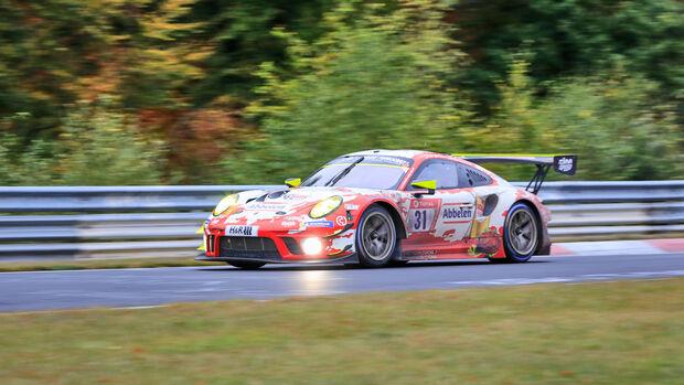 Porsche 911 GT3 R - Frikadelli Racing - Startnummer #31 - 24h Rennen Nürburgring - Nürburgring-Nordschleife - 27. September 2020