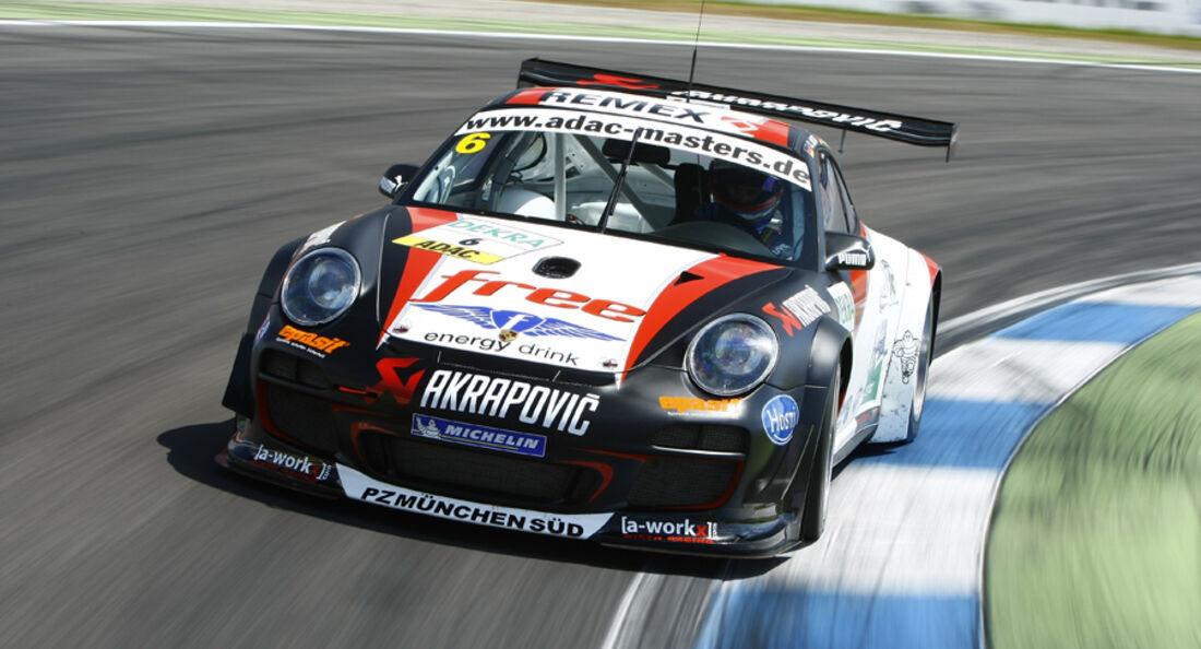 Porsche 911 GT3 R, Frontansicht