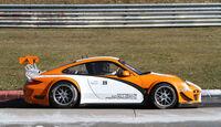 Porsche 911 GT3 R Hybrid, Rennwagen, Nürburgring