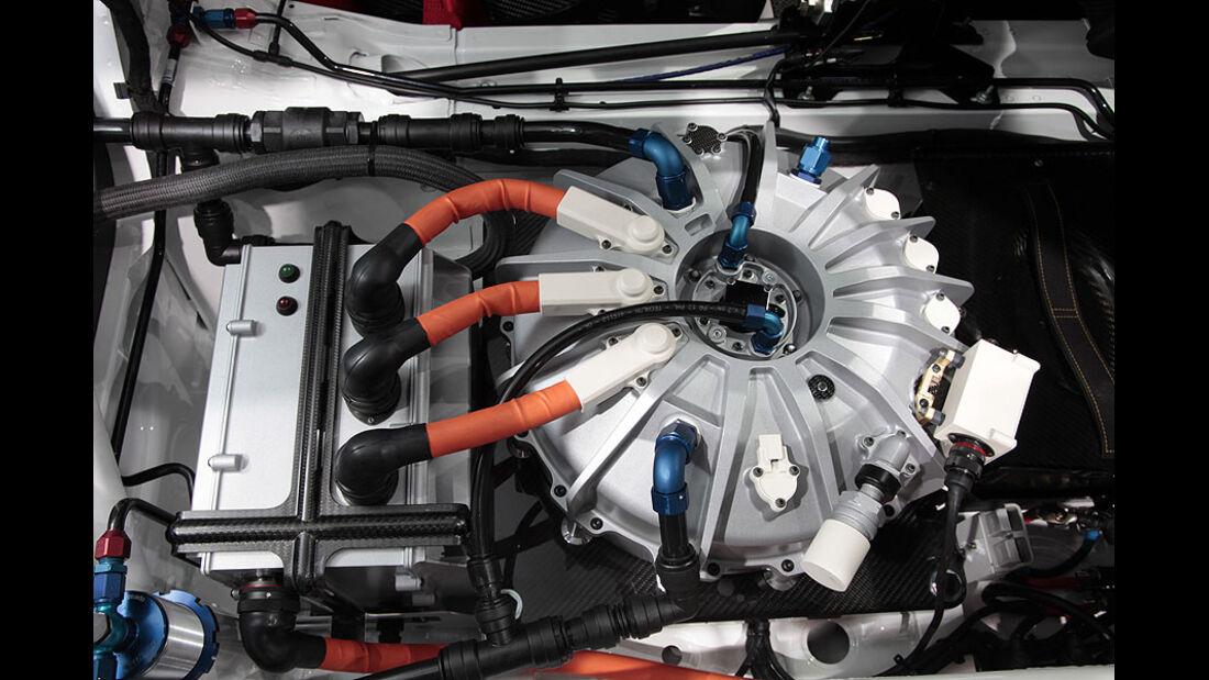 Porsche 911 GT3 R Hybrid Schwungrad
