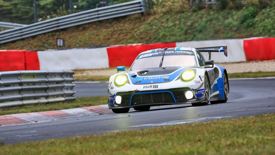Porsche 911 GT3 R - KCMG - Startnummer #18 - 24h Rennen Nürburgring - Nürburgring-Nordschleife - 27. September 2020
