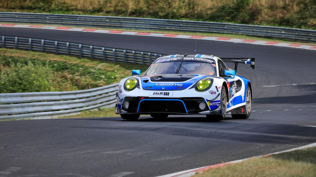 Porsche 911 GT3 R - KCMG - Startnummer #18 - 24h-Rennen - Nürburgring - Nordschleife - Donnerstag - 24. September 2020