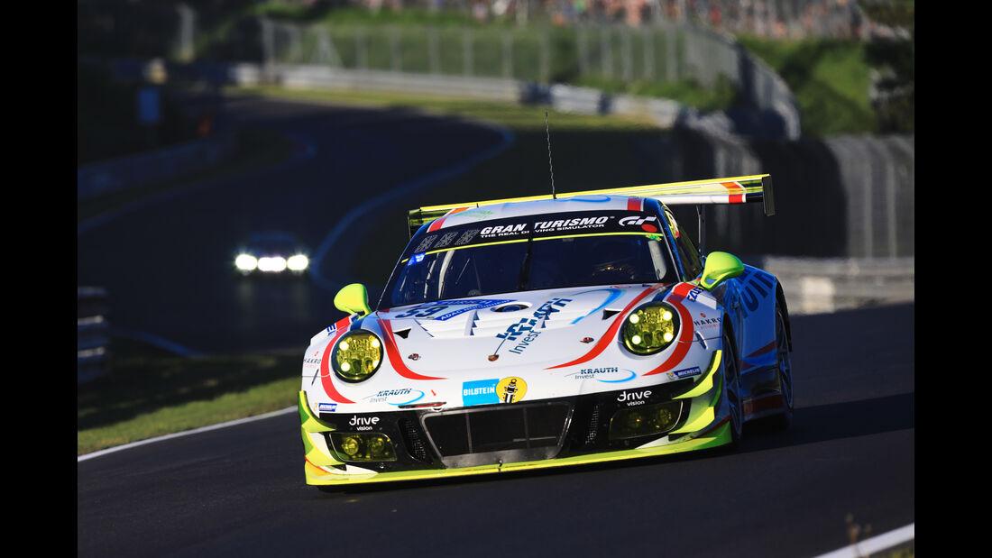 Porsche 911 GT3 R - Manthey Racing - Startnummer #59 - Top-30-Qualifying - 24h-Rennen Nürburgring 2017 - Nordschleife