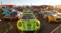 Porsche 911 GT3 R - Manthey Racing - Startnummer #911 - Top-30-Qualifying - 24h-Rennen Nürburgring 2017 - Nordschleife