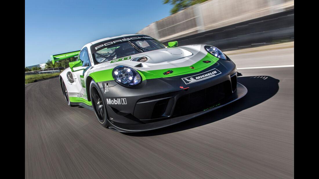 Porsche 911 GT3 R - Rennwagen