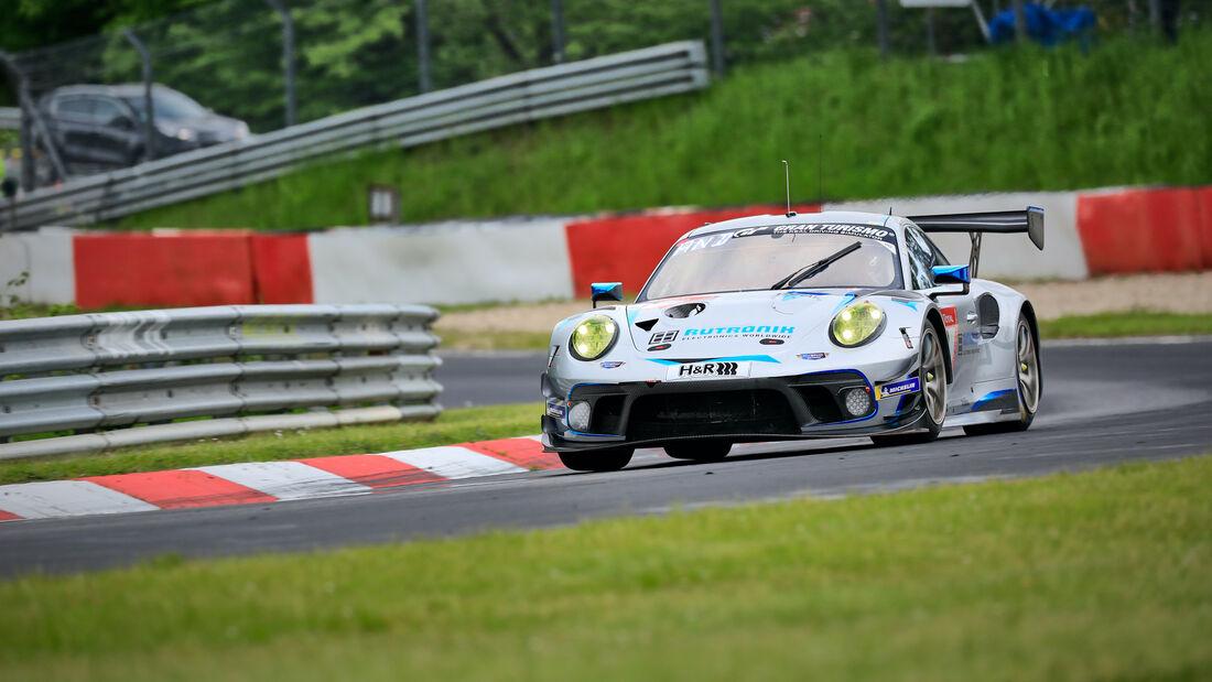 Porsche 911 GT3 R - Rutronik Racing - Startnummer 3 - 24h Rennen Nürburgring - Nürburgring-Nordschleife - 4. Juni 2021