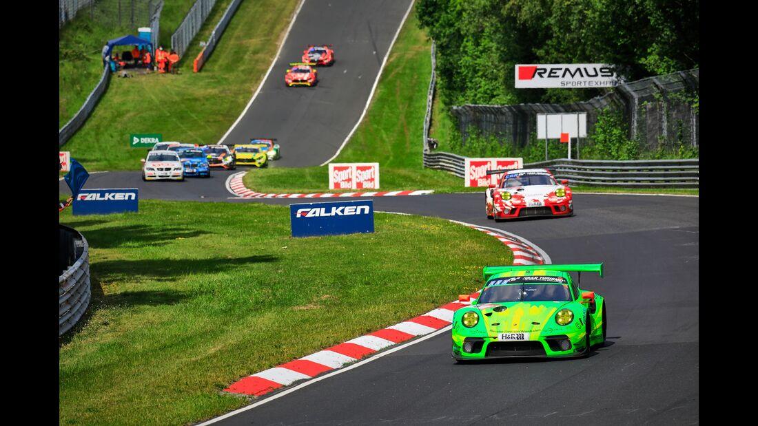 Porsche 911 GT3 R - Startnummer #1 - 24h Rennen Nürburgring - 22. Juni 2019