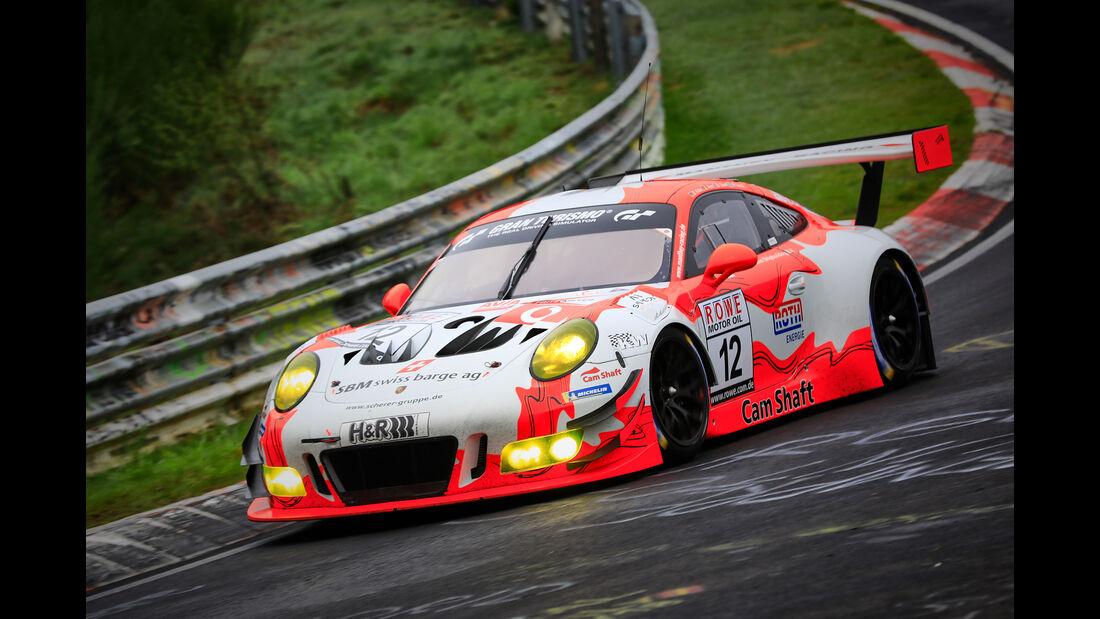 Porsche 911 GT3 R - Startnummer #12 - Manthey Racing - SP9 Pro - VLN 2019 - Langstreckenmeisterschaft - Nürburgring - Nordschleife