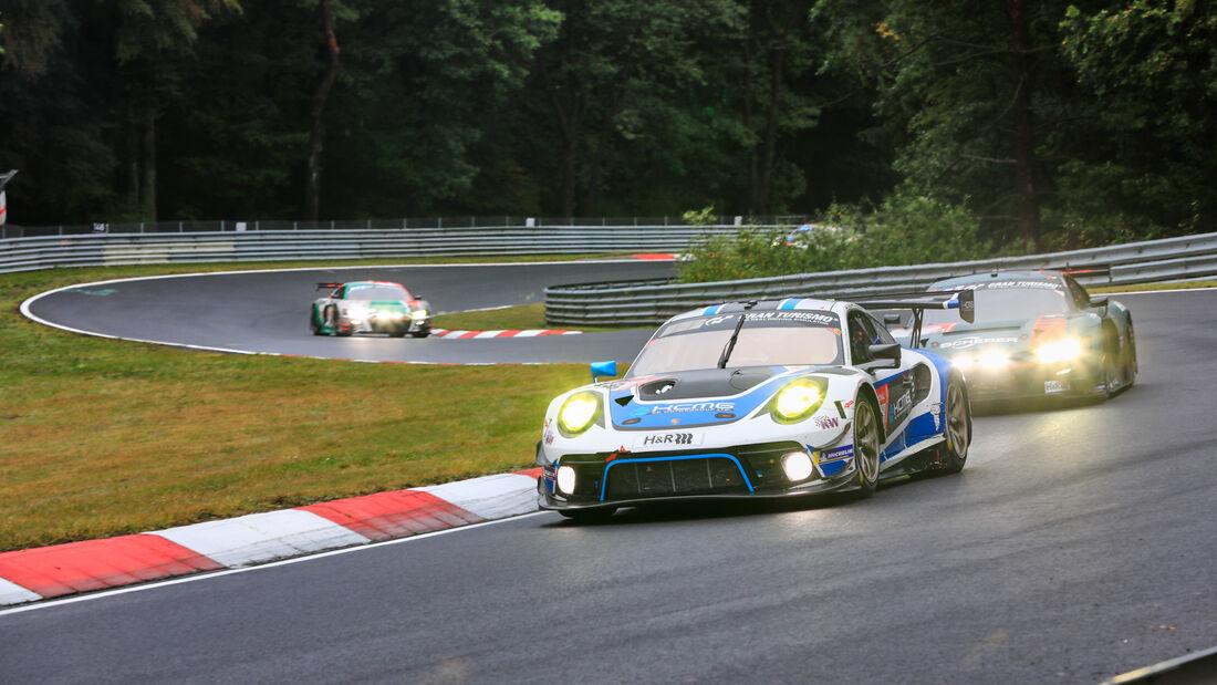 Porsche 911 GT3 R - Startnummer 18 - 24h Rennen Nürburgring - Nürburgring-Nordschleife - 27. September 2020