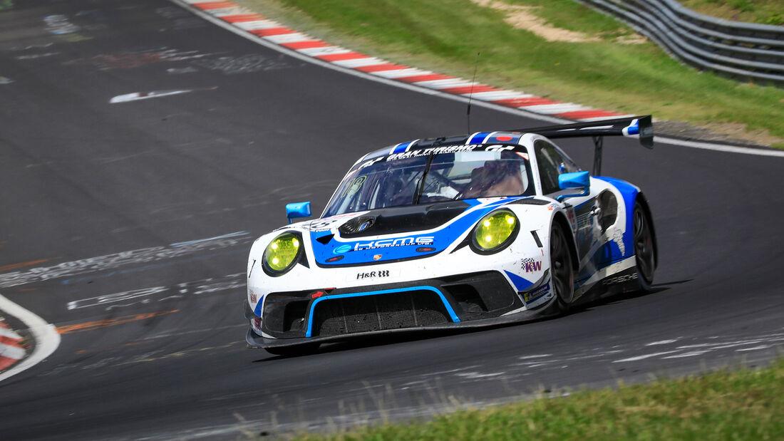 Porsche 911 GT3 R - Startnummer #18 - KCMG - KC Motorgroup Limited - SP9 Pro - NLS 2020 - Langstreckenmeisterschaft - Nürburgring - Nordschleife