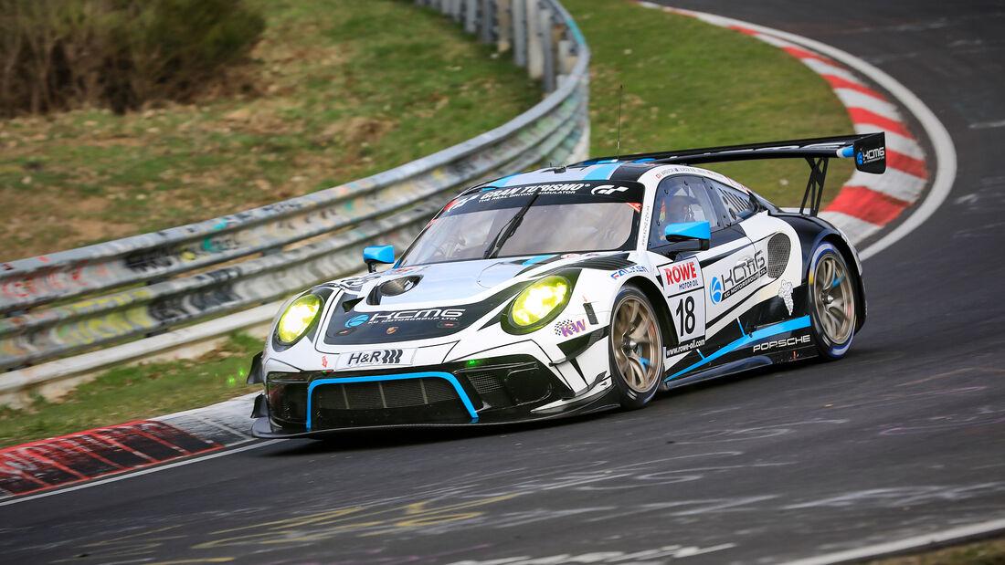Porsche 911 GT3 R - Startnummer #18 - KCMG - SP9 Pro - NLS 2021 - Langstreckenmeisterschaft - Nürburgring - Nordschleife