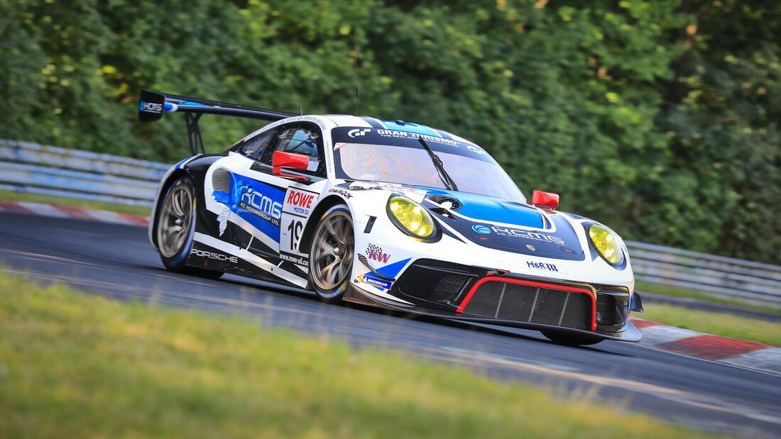 Porsche 911 GT3 R - Startnummer #19 - KCMG - KC Motorgroup Limited - SP9 Pro - NLS 2020 - Langstreckenmeisterschaft - Nürburgring - Nordschleife