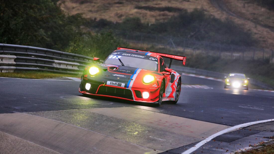 Porsche 911 GT3 R - Startnummer 25 - 24h Rennen Nürburgring - Nürburgring-Nordschleife - 26. September 2020