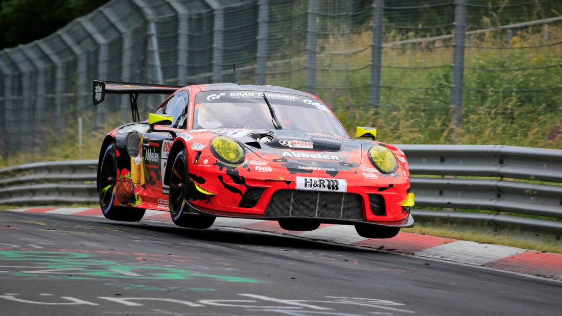 Porsche 911 GT3 R - Startnummer #30 - Frikadelli Racing Team - SP9 Pro-Am - NLS 2020 - Langstreckenmeisterschaft - Nürburgring - Nordschleife