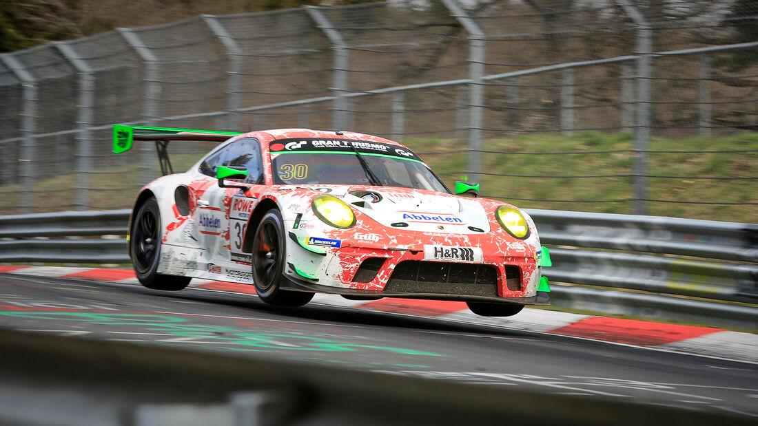 Porsche 911 GT3 R - Startnummer #30 - Frikadelli Racing Team - SP9 Pro - NLS 2021 - Langstreckenmeisterschaft - Nürburgring - Nordschleife