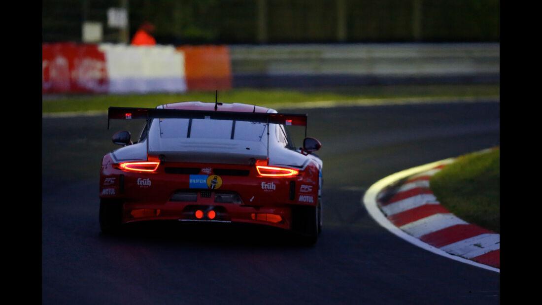 Porsche 911 GT3 R - Startnummer #31 - 24h-Rennen Nürburgring 2017 - Nordschleife
