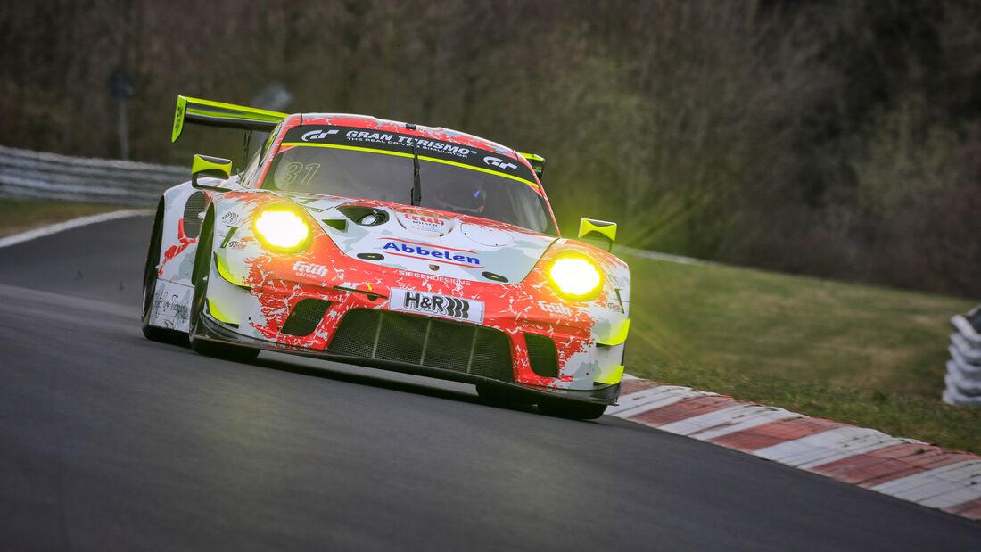 Porsche 911 GT3 R - Startnummer #31 - Frikadelli Racing Team - SP9 Pro - NLS 2021 - Langstreckenmeisterschaft - Nürburgring - Nordschleife