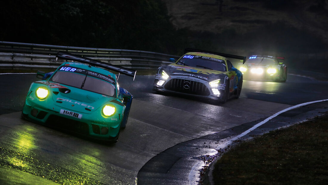 Porsche 911 GT3 R - Startnummer 33 - 24h Rennen Nürburgring - Nürburgring-Nordschleife - 26. September 2020