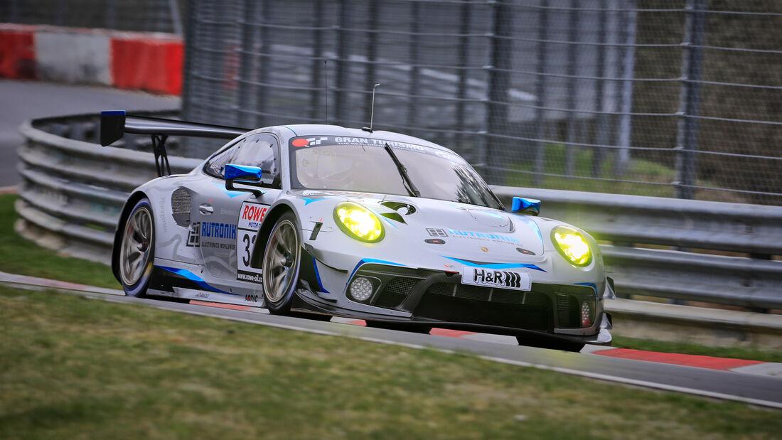 Porsche 911 GT3 R - Startnummer #33 - Rutronik Racing - SP9 Pro - NLS 2021 - Langstreckenmeisterschaft - Nürburgring - Nordschleife