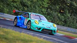 Porsche 911 GT3 R - Startnummer #4 - Falken Motorsports - SP9 Pro - NLS 2020 - Langstreckenmeisterschaft - Nürburgring - Nordschleife
