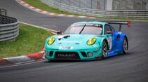 Porsche 911 GT3 R - Startnummer #4 - Falken Motorsports - SP9 Pro - NLS 2021 - Langstreckenmeisterschaft - Nürburgring - Nordschleife