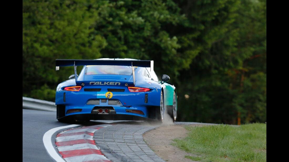 Porsche 911 GT3 R - Startnummer #44 - 24h-Rennen Nürburgring 2017 - Nordschleife