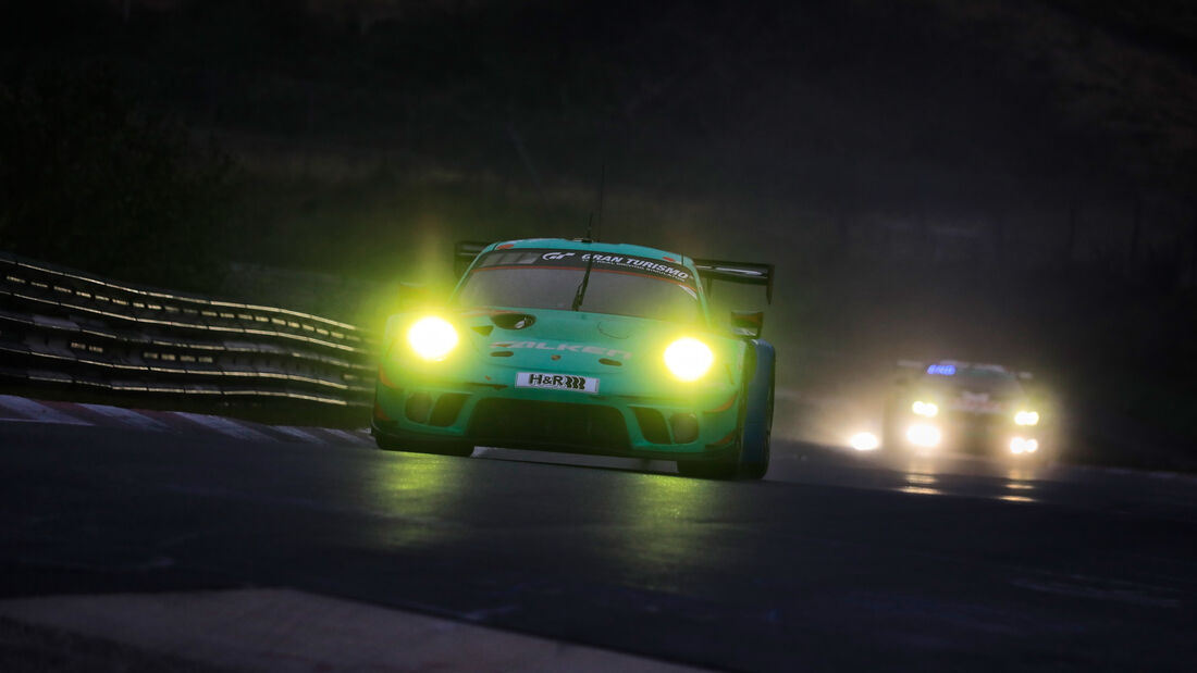 Porsche 911 GT3 R - Startnummer 44 - 24h Rennen Nürburgring - Nürburgring-Nordschleife - 26. September 2020