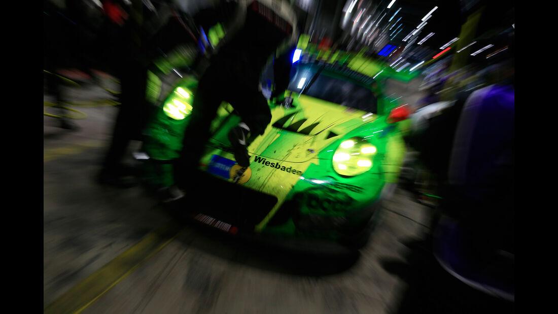 Porsche 911 GT3 R - Startnummer #911 - 24h-Rennen Nürburgring 2018 - Nordschleife - 12.5.2018