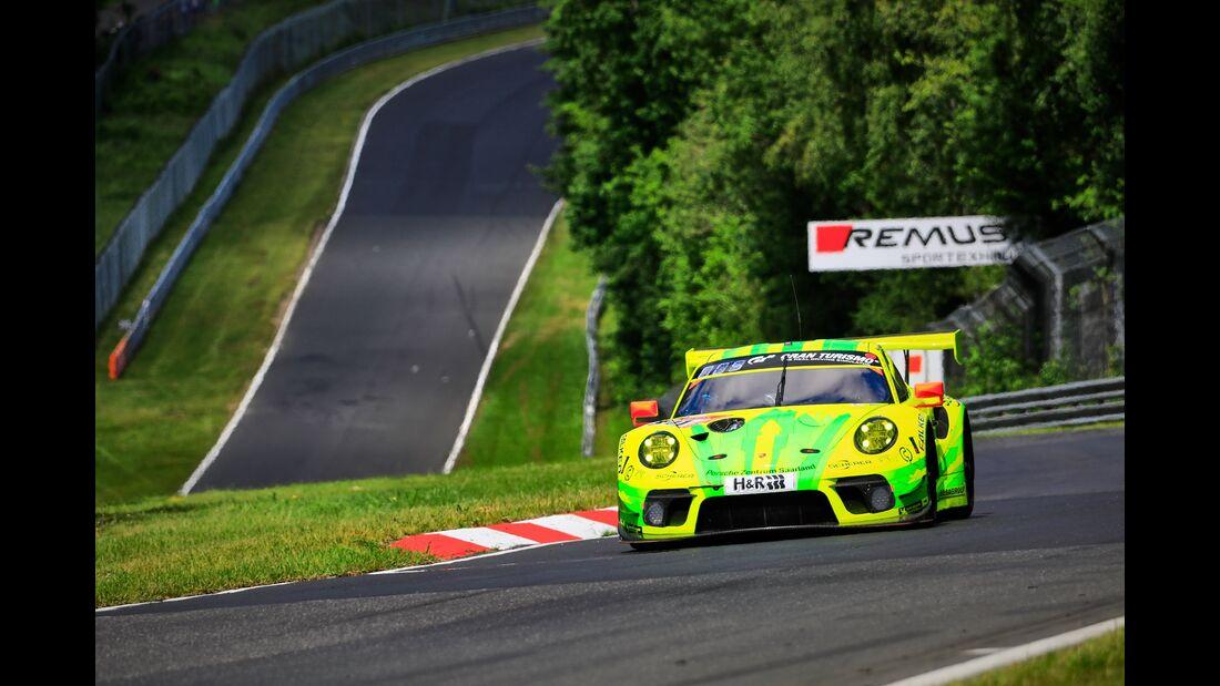 Porsche 911 GT3 R - Startnummer #911 - 24h Rennen Nürburgring - 21. Juni 2019