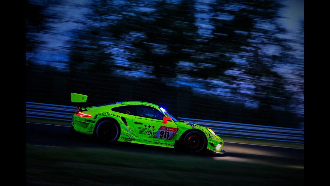 Porsche 911 GT3 R - Startnummer #911 - 24h Rennen Nürburgring - 22. Juni 2019